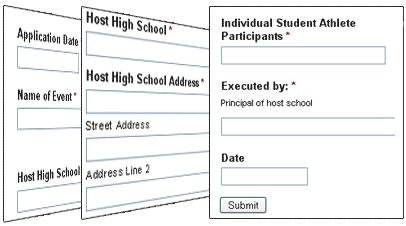 Online Form System